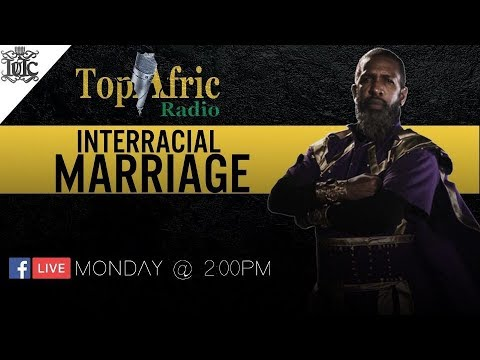 IUIC on German Radio Show TopAfric | Interracial Marriage