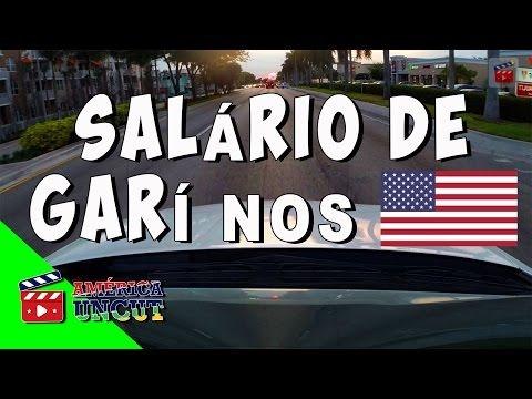 Salário De Garí/Lixeiro