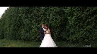 свадебный клип Алексея и Юлии
