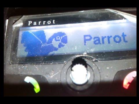 Actualizar Parrot Bluetooth CK3100