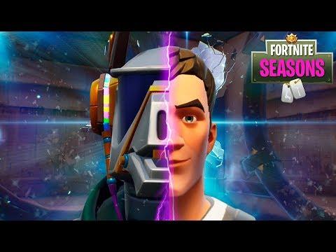 DJ YONDER ORIGIN STORY!! *NEW Skins* Fortnite Season 6 Short Film
