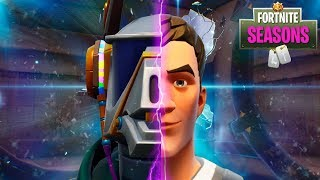 DJ YONDER ORIGIN STORY!! *NEW Skins* Fortnite Season 6 Short Film