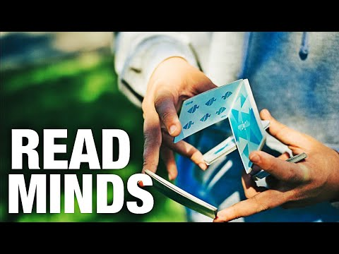 IMPOSSIBLE Mind Reading Card Trick REVEALED!