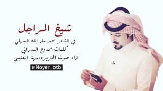 شيلة شيخ المراجل في محمد السهلي ..اداء مهنا العتيبي
