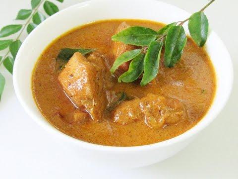Kerala Chicken Curry - Nadan Kozhi Curry | Nisa Homey