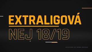 Extraligová NEJ 2018/2019: Obhájí někdo vítězství? Padly nové rekordy?