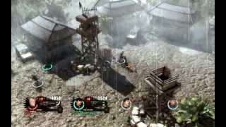 THE EXPENDABLES 2 VIDEOGAME_Two Player Co Op_
