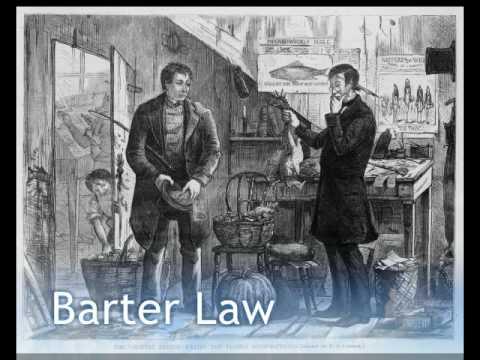 Barter Law