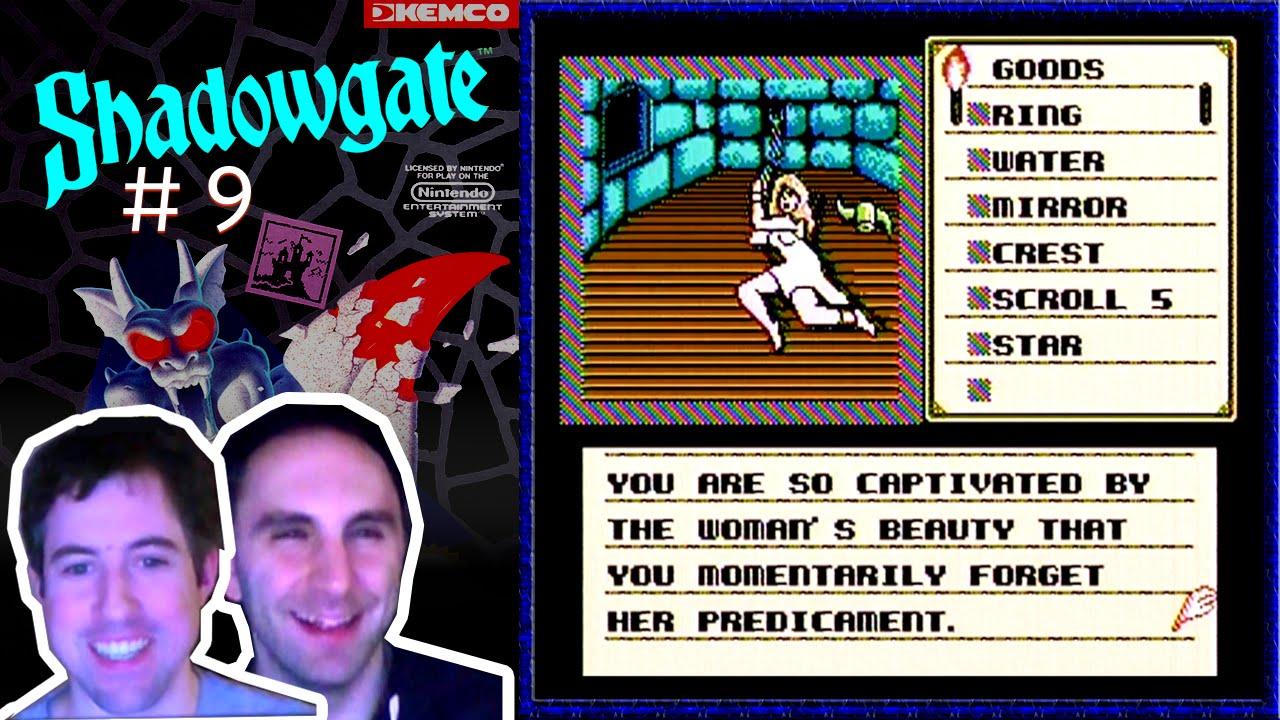 NES Longplay [067] Shadowgate - YouTube