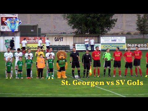 2. 9. 2016 - Fussball: St Georgen Vs SV Gols - CCM-TV.at
