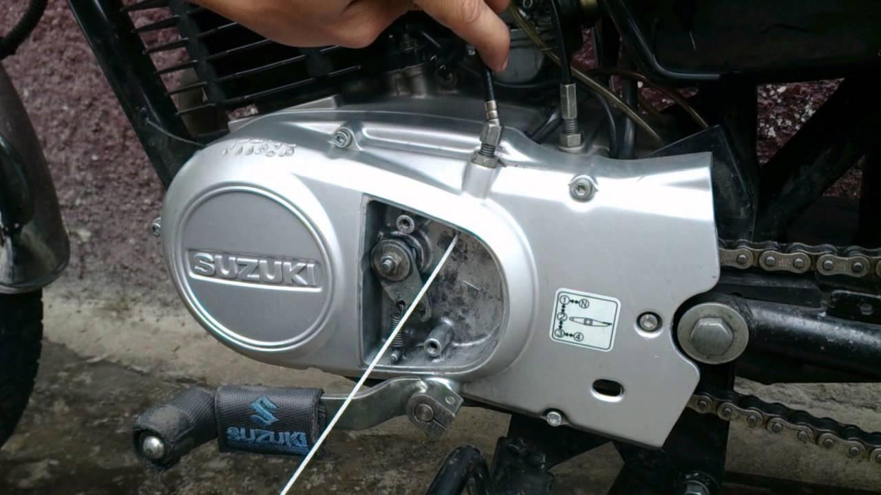 Suzuki Zclutch Cable