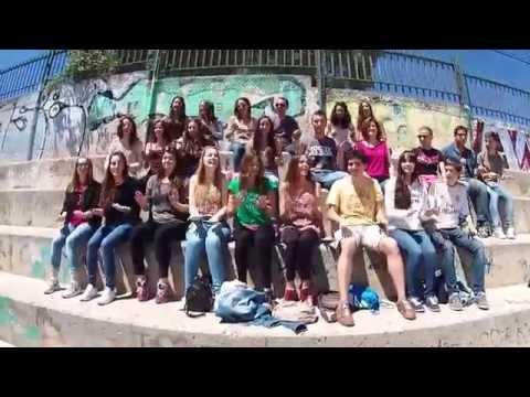 Video graduación 2º Bachillerato, despedida del IES Infanta Elena