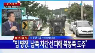 """""""탈영 임 병장과 2시 23분부터 총격전"""" / YTN"""