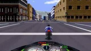 Road Rash (PC) Windows 95 City level 5