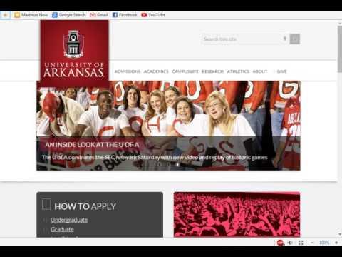 197 University of Arkansas