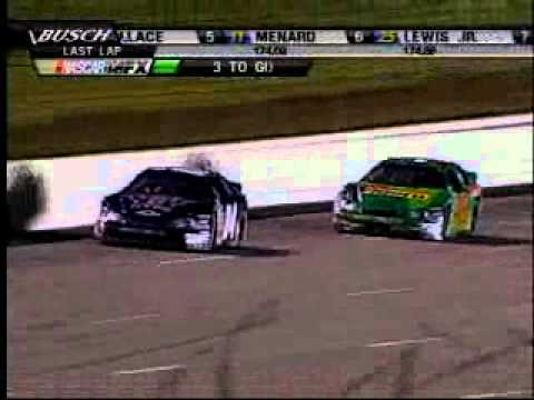 2006 Meijer 300 - David Gilliland Wins