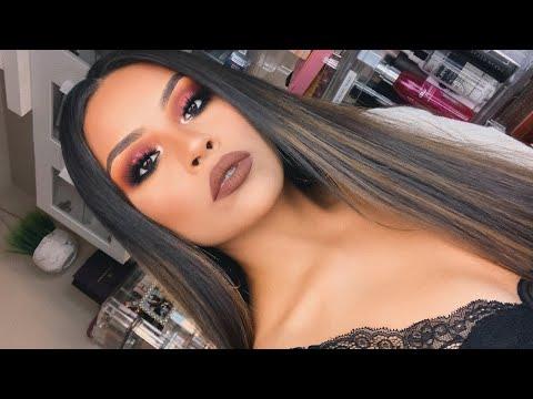 Affordable Fall Makeup Tutorial   Sarahy Delarosa