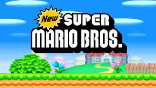 New Super Mario Bros. Music - Starman / Invincibility