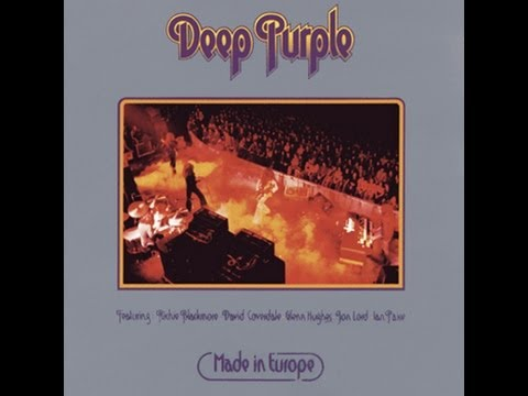 Deep Purple  Mistreated  1976
