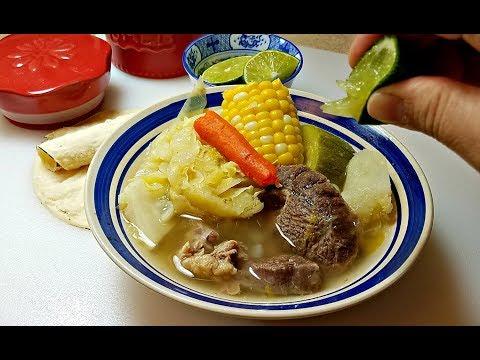 Caldo De Res is One of My Favorite Soups