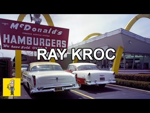 RAY KROC The Founder of McDonald