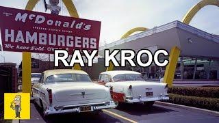 RAY KROC The Founder of McDonald's   Animated Book Summary thumbnail