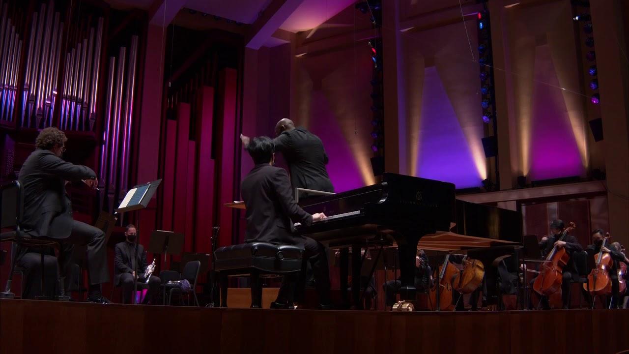 Shostakovich: Piano Concerto No. 1 / Tengku Irfan & Seattle Symphony