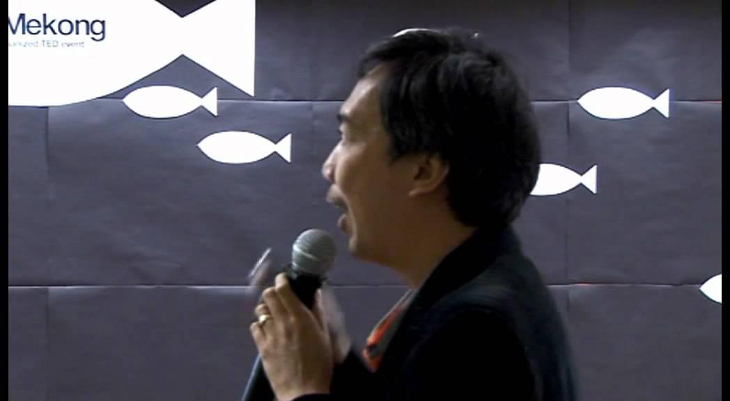 TEDxMekong – Ông Lê Bá Thông – Chiến lược công ty vui vẻ
