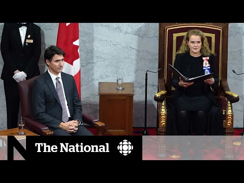 CBC News: The National: Canadian government refuses to defend Gov. Gen. Julie Payette