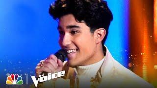 Venezuelan Marco Salvador Sings Enrique Iglesias' \