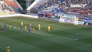 SK Sigma Olomouc - FC Kairat Almaty 2:0