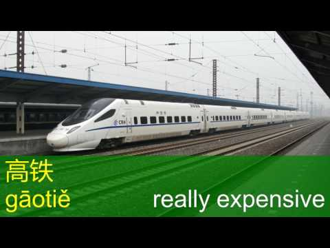 Train Travel in China: Learn chinese
