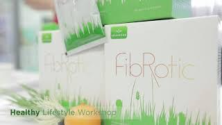 """Fibrotic"" Healthy Lifestyle Workshop"