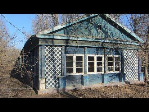 Заброшенный детский оздоровительный лагерь им. В. Маяковского. г. Астрахань