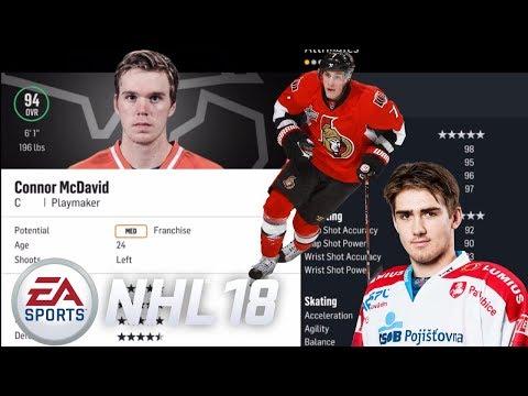 STEALING McDavid From Edmonton! - NHL 18 GM Mode