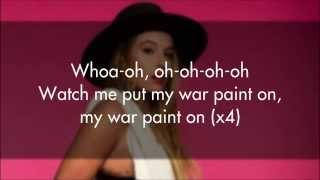 """FLETCHER - """"War Paint"""" (Unofficial / Fan-made Lyric Video)"""
