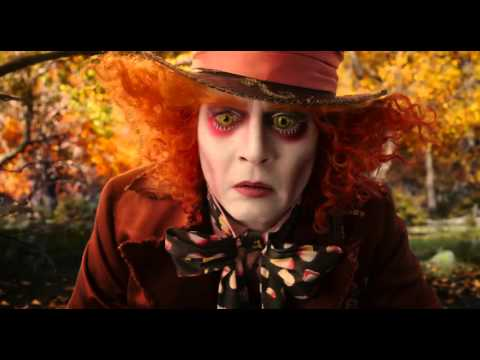 Disney's Alice Through the Looking Glass - Official Teaser Trailer