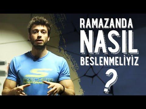 Ramazanda Nasıl Beslenmeliyiz? |...