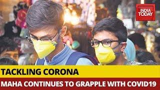 Tackling Corona: Maharashtra Continues To Grapple With Covid19 As Cases Peak
