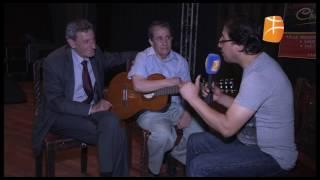 Rencontre avec Zahir Adjou et Ali Ideflaouen