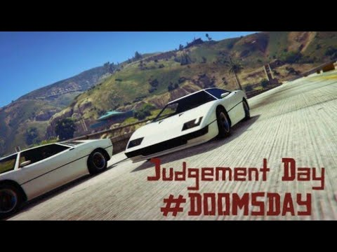 Judgement Day #DOOMSDAY [Rockstar Editor Contest Entry]