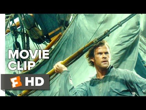 In the Heart of the Sea Movie CLIP - He's Mine (2015) - Chris Hemsworth, Cillian Murphy Movie HD