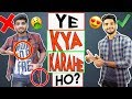 BACCHE ki tarah DRESS krna chodho! How to layer your clothes properly for  men's fashion