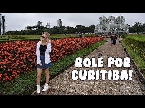 VLOG: Rolê por Curitiba e muitas compras!!