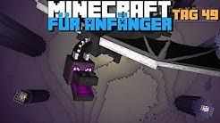 Wie besiegt man den Enderdrachen in Minecraft 1.14 | Minecraft für Anfänger Tag 49