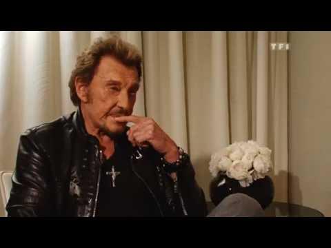 JOHNNY HALLYDAY Interview de Jean Philippe Smet par Philippe Manoeuvre juin 2013 • 24 mn1