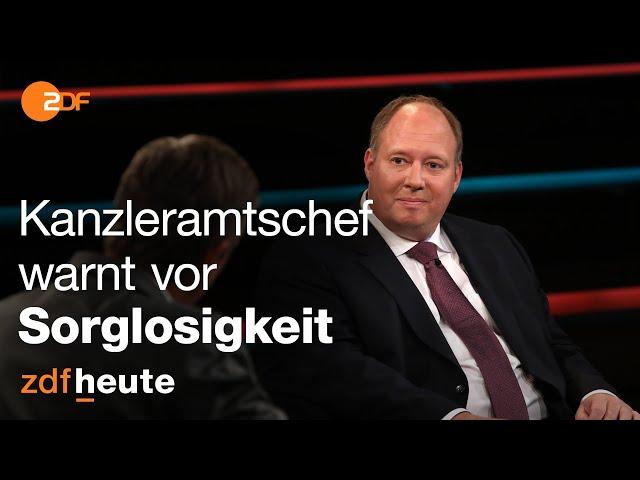 Kanzleramtschef über Corona: Regeln besser beachten | Markus Lanz vom 24.06.2020