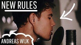 Video Andreas Wijk - New Rules (Dua Lipa cover) download MP3, 3GP, MP4, WEBM, AVI, FLV Juni 2018