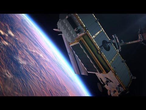 Iridium NEXT showcased during Satellite 2017 exhibition (Washington DC)