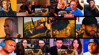 Assassins Creed Odyssey E3 2018 Official World Premier Trailer Reaction Mashup